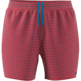 adidas Check CLX SH SL Shorts Men, app solar red